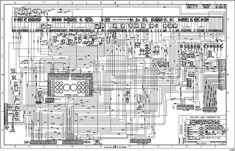 diagram 2007 freightliner m2 wiring diagram