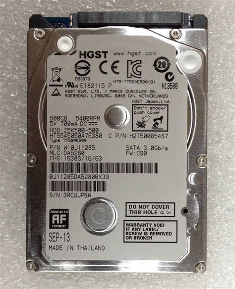 Disk Hgst 500gb ổ cứng laptop hitachi hgst 500gb 5400rpm gi 225 rẻ tphcm