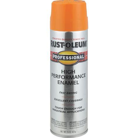 spray paint for rust oleum professional industrial enamel spray paint ebay