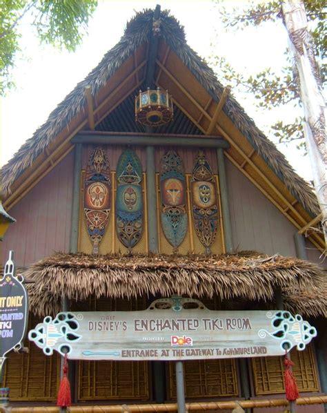 Tiki Hut Disneyland by Disneyland Tiki Room Disneyland Disneyland