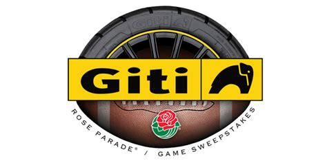 Rose Bowl Sweepstakes - giti launches rose bowl sweepstakes tire review magazine