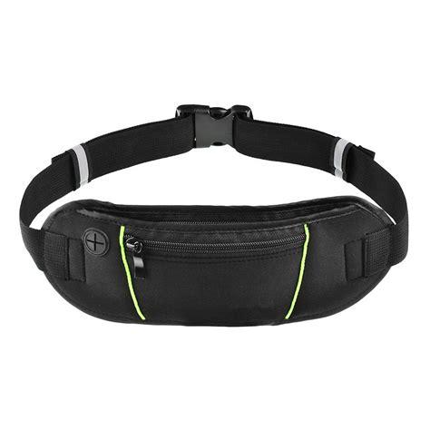 Running Waist Belt Bag Tas Pinggang Sport 2018 waist bags running pack waist pack pouch belt bag purse mobile phone pocket