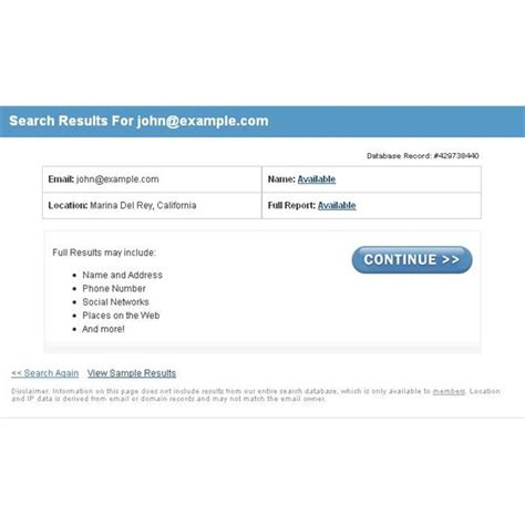 Website Address Lookup Email Address Search Lookup Tools