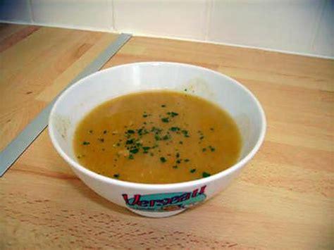 recette de soupe de l 233 gumes