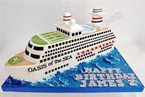 celebrate with cake cruise ship