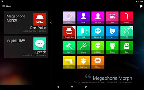 megaphone apk app iroar megaphone apk for windows phone android and apps