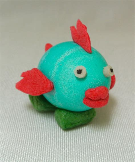 Gekochte Eier Dekorieren by Boiled Egg Tropical Fish Decorated With Magic