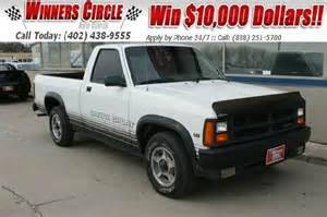 88 dodge dakota cars for sale