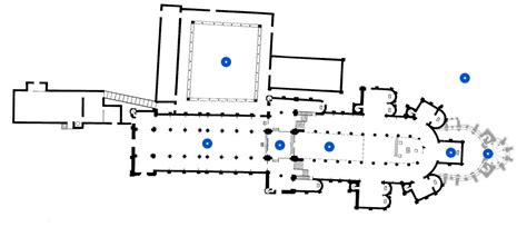 canterbury floor plan canterbury cathedral plan