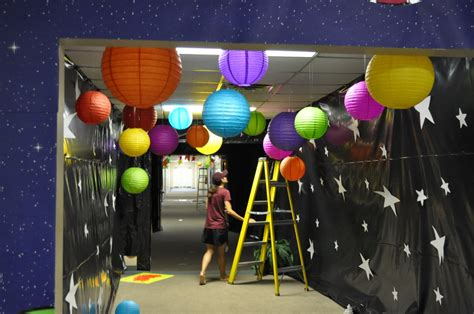 decorating ideas theme the noble family vbs