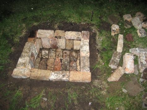 In Ground Brick Pit 86 best images about pit ideas on backyards cinder block pit and barbecue pit