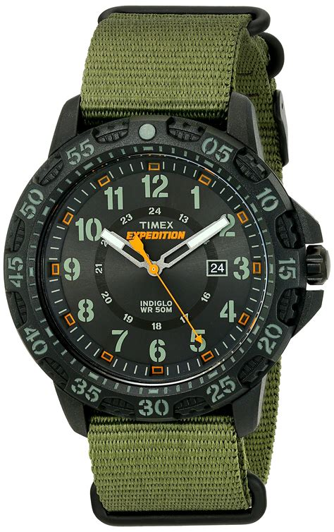 expedition e6397 black green galleon timex s tw4b03600 expedition gallatin green