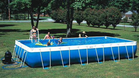Blue Cheap Above Ground Pools For Sale : 25  The Cheapest