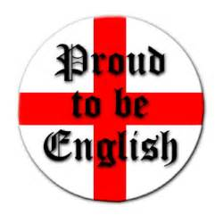Home accessories badges pins proud to be english badge