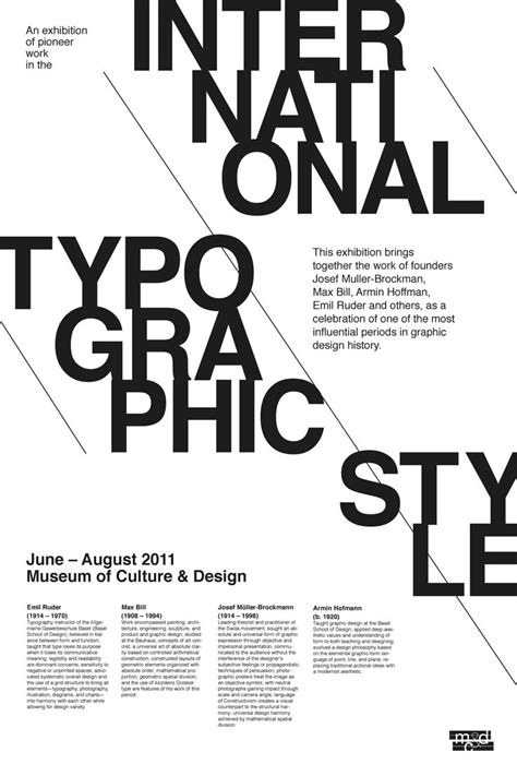 font design layout clean typography swiss typography poster design layout