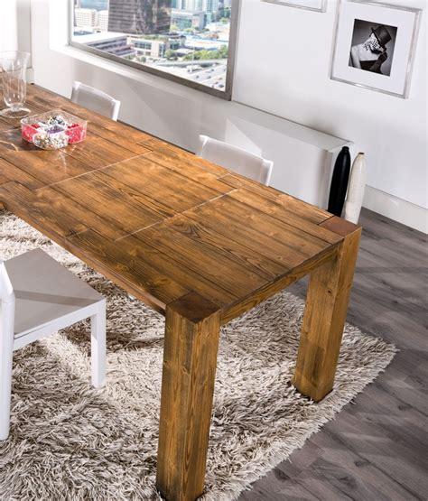 tavolo 90x90 allungabile legno tavolo allungabile mira in legno tavoli a prezzi scontati
