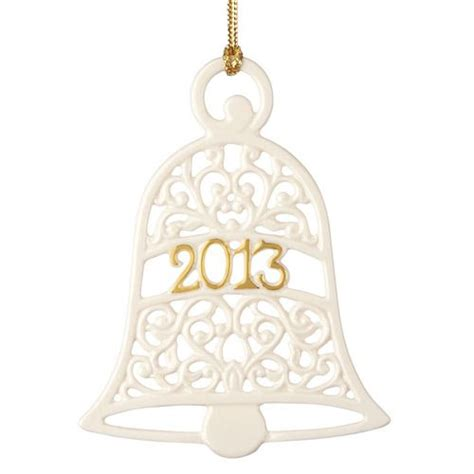 2015 lenox a year to remember porcelain christmas ornament