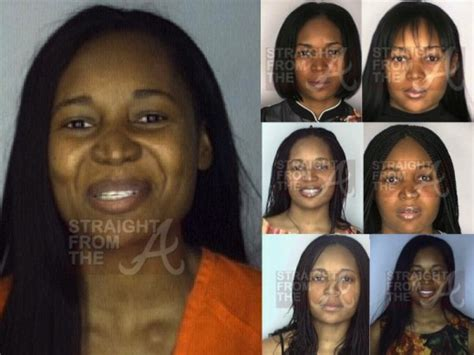 Atlanta Arrest Records Mugshots Mugshot Mania Marlo Hton New Atlanta S Extensive Criminal Past
