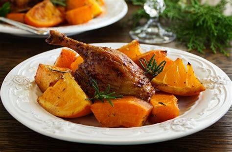 come cucinare l anatra all arancia come cucinare l oca ricette per cucinare l oca pr 233 sident