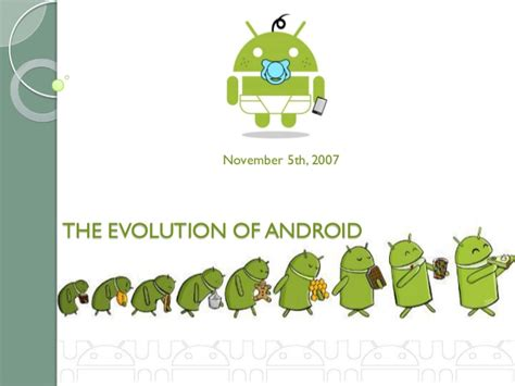 android founder android history