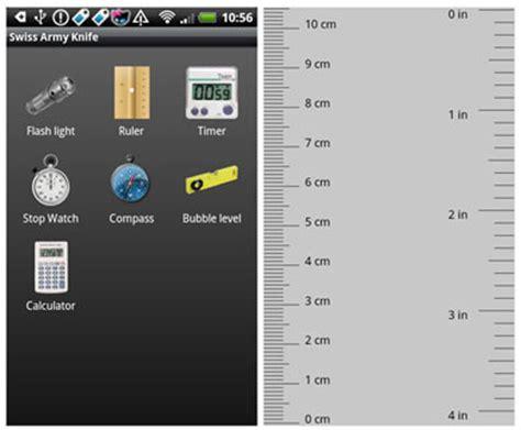 Swiss Army Sa01 7つの便利ツールが1つのアプリに swiss army knife itmedia mobile