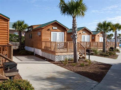 Florida Cgrounds With Cabins by C Gulf