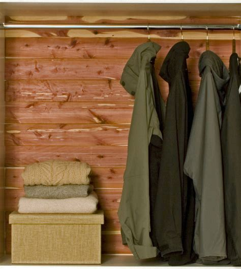 Cedar Lined Closet by Cedar Lined Closet Closet Other By Tailored Living