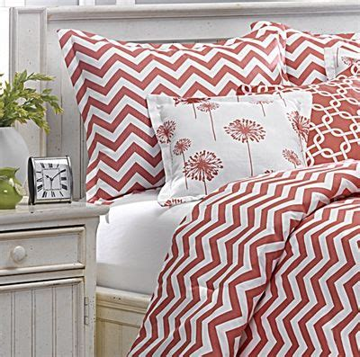 coral chevron comforter 25 best ideas about coral chevron bedding on pinterest