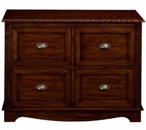 solid wood four drawer file cabinets office furniture