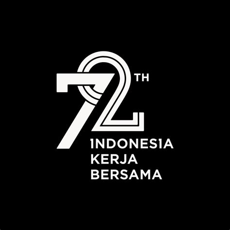 logo vector resmi   indonesia kerja