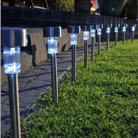 solar lawn lights aliexpress buy solar lawn light for garden