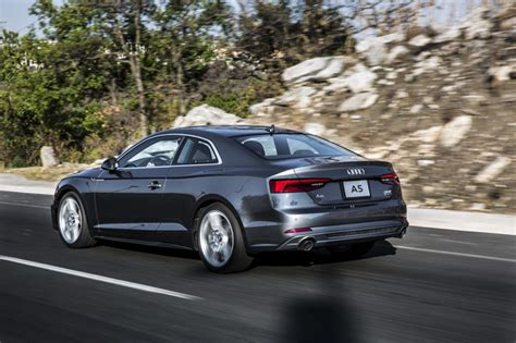 audi a5 2018 prices versions and equipment in mexico