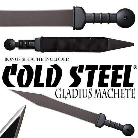 gladius sword cold steel cold steel gladius machete
