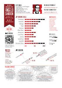 what is an infographic resume