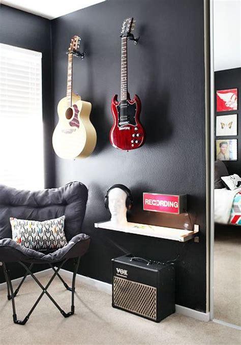 guitar bedroom 10 teenage boys music bedrooms bedroom themes