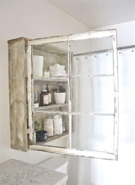 Recycler une vieille fenêtre, idées et photos