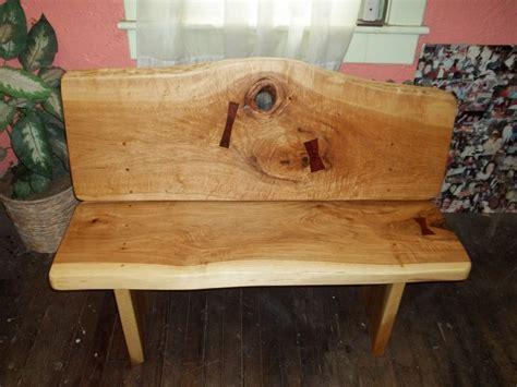 edge hickory bench   semi nakashima style