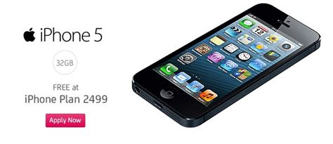 0 iphone plans get apple iphone 5 16gb black with iphone plans plan 2499 171 pc