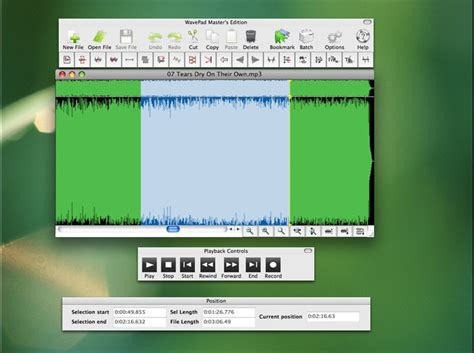 tutorial wavepad sound editor pdf top 5 free voice recorders for mac leawo tutorial center