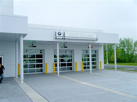 Bmw Of Orland Park by Commercial Osk Design Partners Page 3