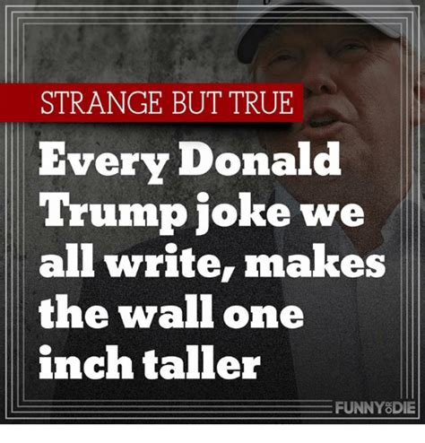 best donald trump jokes funny trump caign jokes 25 best memes about one inch one inch memes
