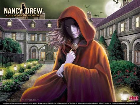 buy nancy drew curse  blackmoor manor  interactive