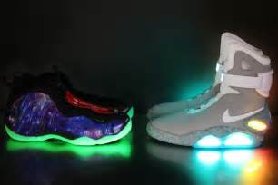 galaxy foosites and nike air mags fashion is key
