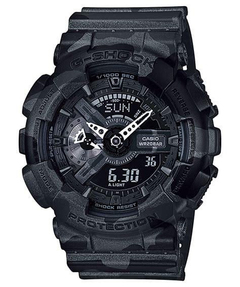 Casio G Shock Ga 110hc 1ajf Big New Fashion Color Japan Ga ga 110cm 1a special color models g shock timepieces casio
