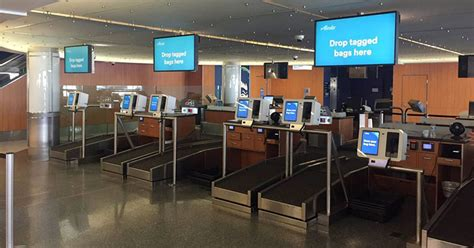 Alaska Airlines Partner Desk by Baggage Processes For Air Passengers Future Travel
