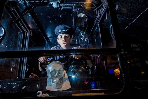 London Ghost Bus Tour For Two Lastminute M