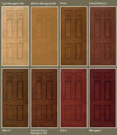 exterior wood stain colors door stain colours here are your wood stain choices quot quot sc