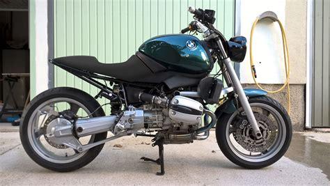 Motorrad Heckumbau Bmw by Heckumbau Bmw R1100r Www Bmw Bike Forum Info