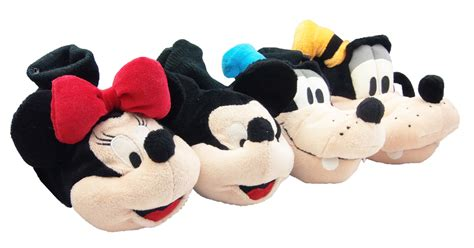 disney house shoes new boys girls disney goofy mickey mouse slippers size 4 5 6 7 8 9 10 11 12 13 1 ebay
