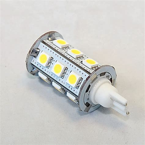 Led Light Bulbs For Travel Trailers 1x T10 Wedge Led Bulb 18 Smd Replacement For Coachmen Captiva Travel Trailer
